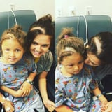 This Mom Helped Her Child Post-Brain Surgery in a Way That Doctors Never Could