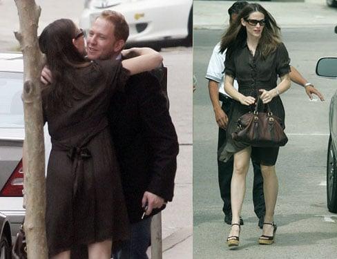 Jennifer Garner's Mommy Break