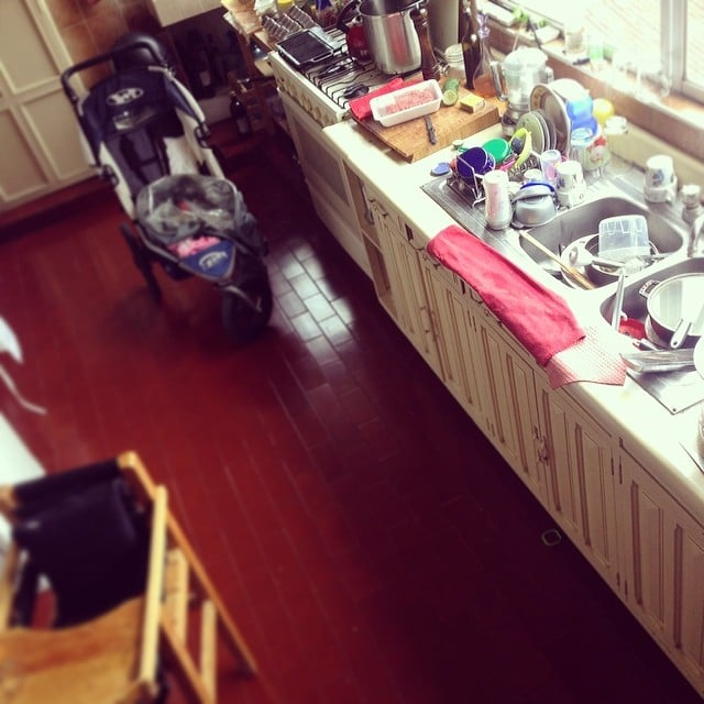 Your Kitchen Looks Like This