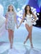 Taylor Swift and Lily Aldridge strutted down the catwalk together in 2013.