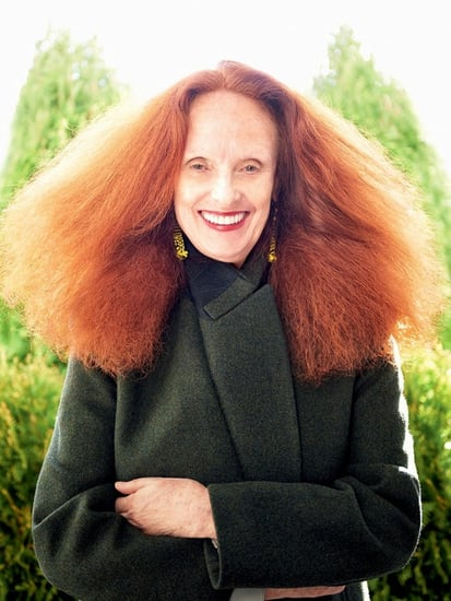 How Grace Coddington Is Following in Kendall Jenner's Footsteps