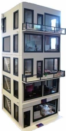 The Modern Apartment Building ($300)