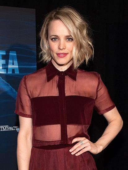 Rachel McAdams Pushes to Stop Ocean Noise Pollution - for the Sake of Baby Whales and Other Sea Life