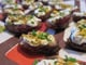 Goat Cheese and Pistachio-Stuffed Dates