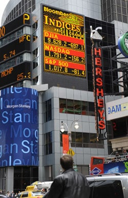 How Money Are You: Match the Company to Its Stock Ticker