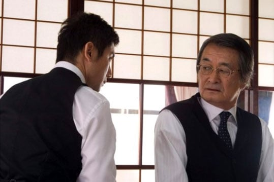 Trailer for Departures (Okuribito)