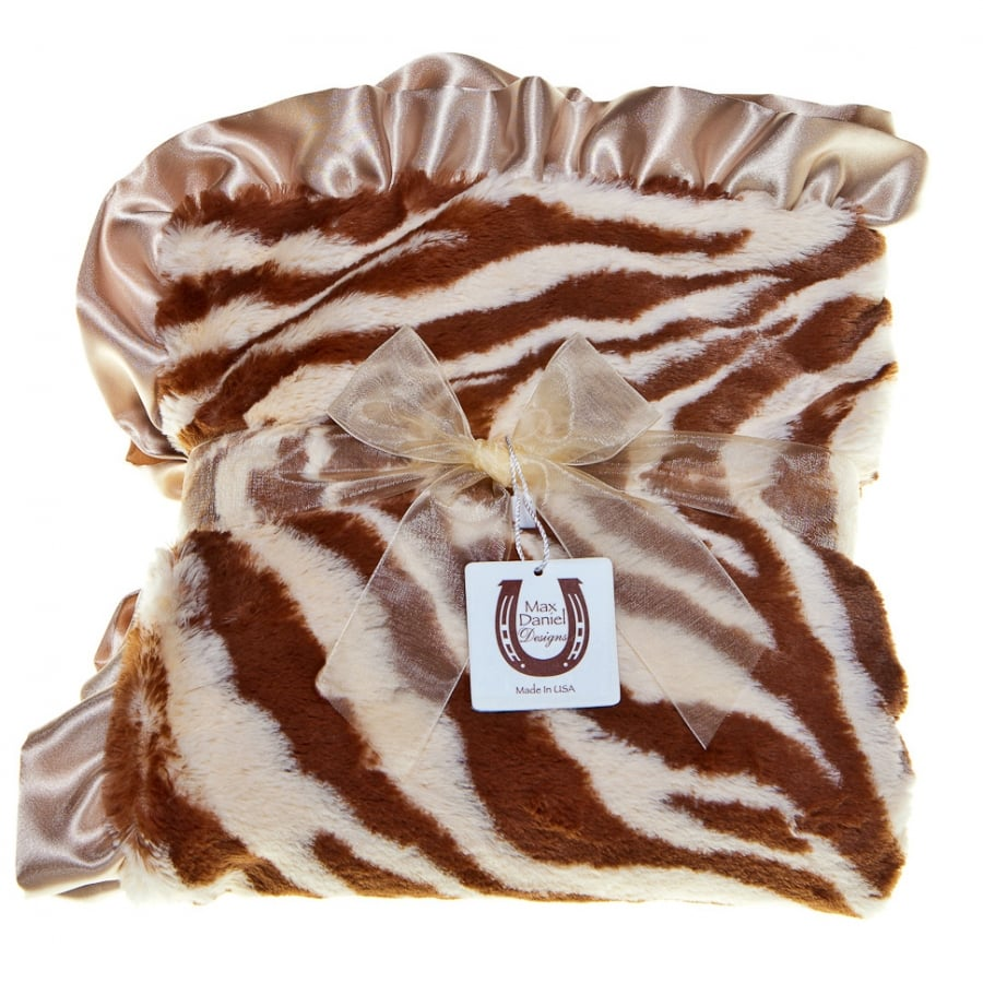 For Infants: Max Daniel Baby Blanket