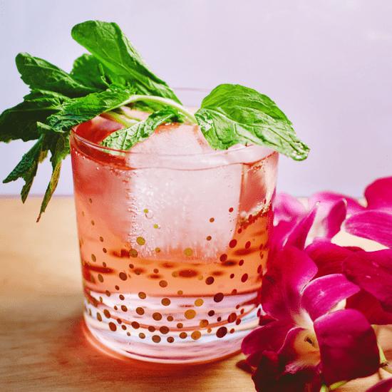 Cherry Rum Cocktail Recipe