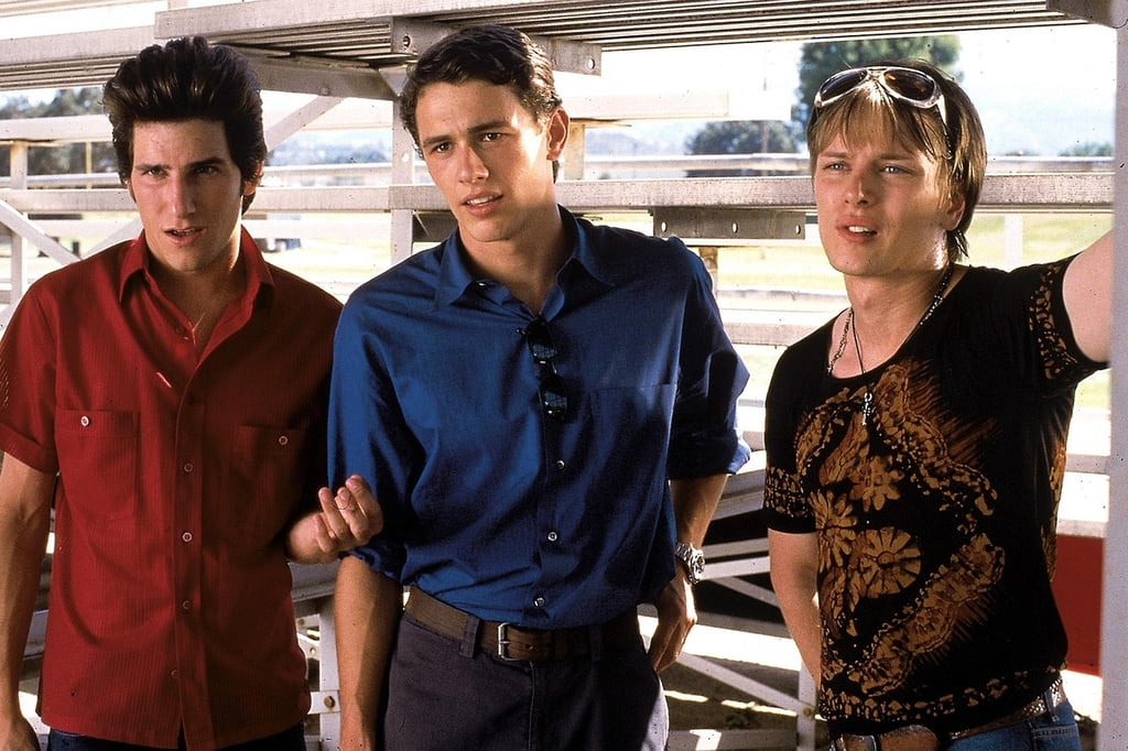 James Franco, Never Been Kissed