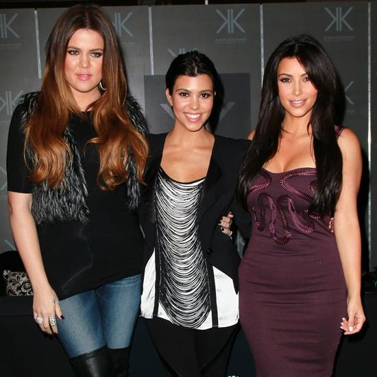 Kardashian Kollection UK Launch in Dorothy Perkins in Autumn