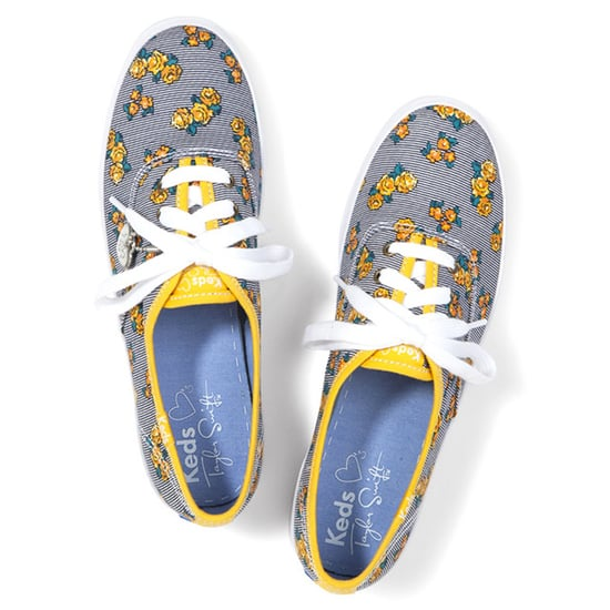 """Taylor Swift Talks Keds Collaboration and Dressing """"Like a Fairy"""""""