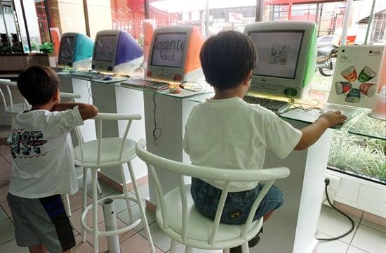 Do You Ever Use Internet Cafés?