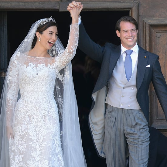 Prince Felix of Luxembourg and Claire Lademacher Wedding