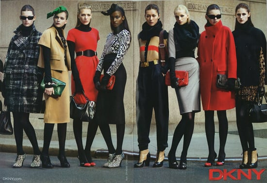 2009 Fall Ad Campaigns With Model Lineups Include DKNY and Jones New York