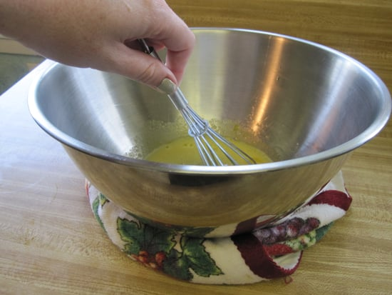 How to Hold a Bowl in Place While Whisking