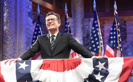 FROM EW: Stephen Colbert Readying Live Election Night Cable Special - with Swearing!