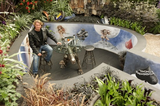Love It or Hate It? Motorhead-Inspired Garden