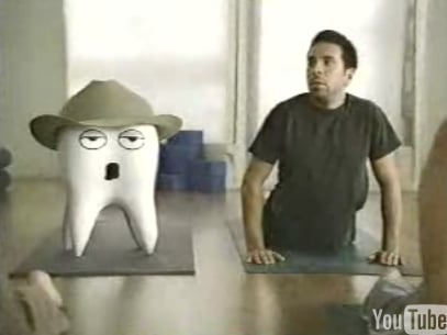 Ranch Tooth Wendy's Commercial