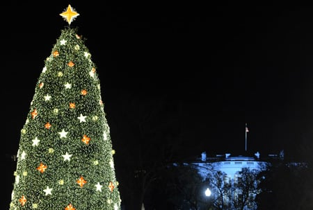 Guess What Type of Lights Are on the National Christmas Tree?