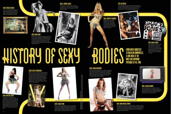 History of Sexy Bodies