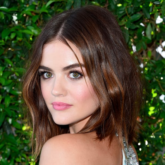 Lucy Hale's Hair and Makeup at 2016 Teen Choice Awards