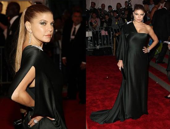 The Met's Costume Institute Gala: Fergie