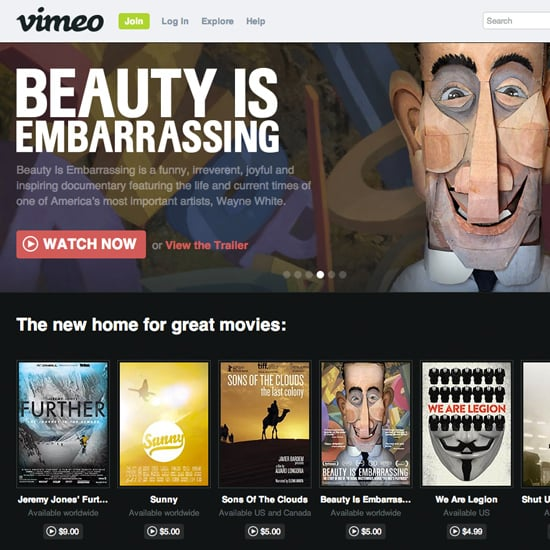 Rent Vimeo Videos