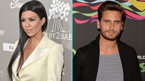 Kourtney Kardashian Wishes 'Baby Daddy' Scott Disick Happy Birthday With Bikini-Clad Throwback Pic