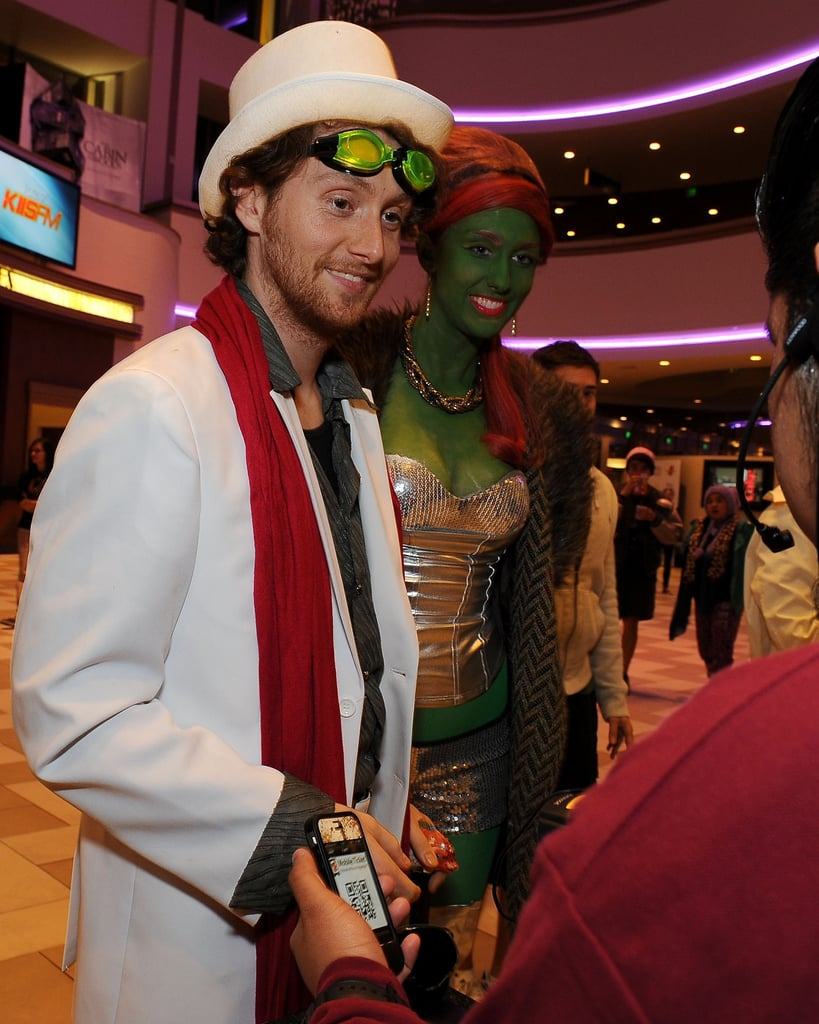 Dress in Character For a Midnight Movie Premiere