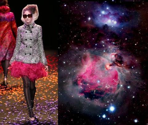 Fashion Is Nebulas