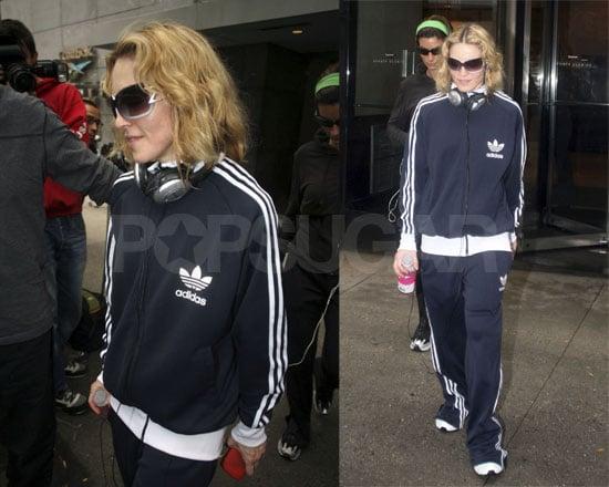 Madonna Leaves WB for $120 Mil. Live Nation Deal