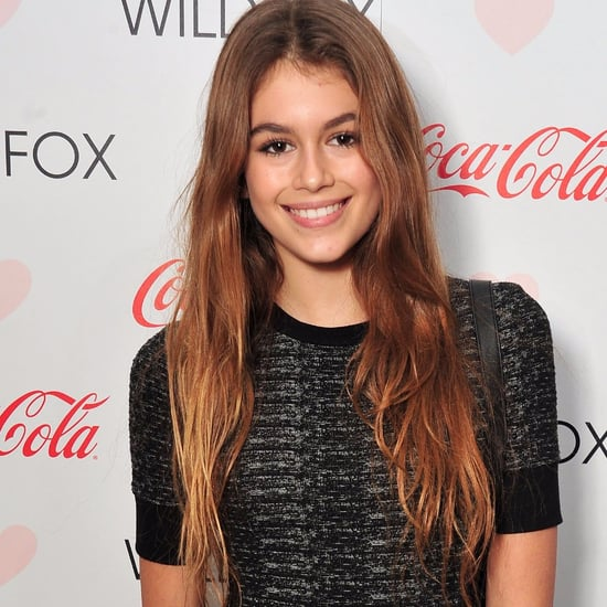 Kaia Gerber at Wildfox and Coca-Cola Event Pictures