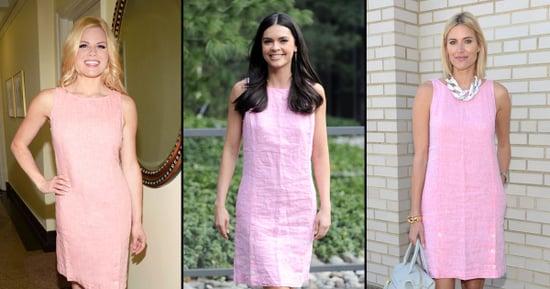 Megan Hilty, Katie Lee and Kristen Taekman Wear the Same Pink Dress: WWIB?