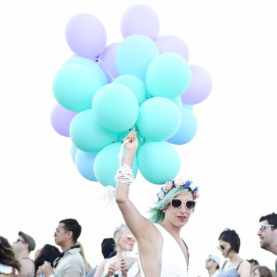 Governors Ball Beauty Street Style 2015