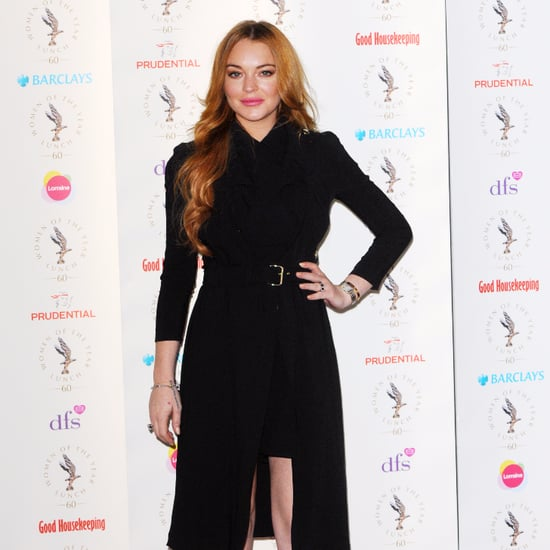 Lindsay Lohan Attempts to Tell Fans They're Beautiful in a Hilarious Instagram Fail