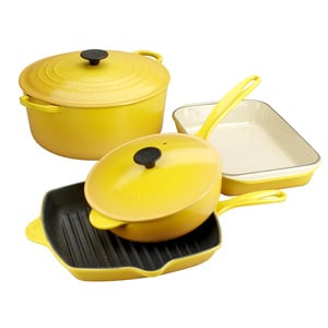 Le Creuset's Dijon Set Makes a Great Mother's Day Gift
