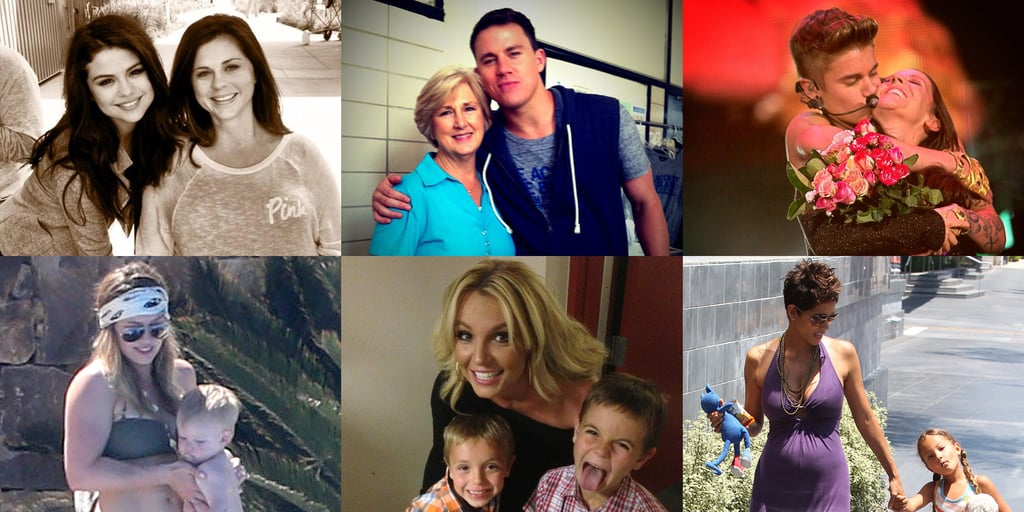 See How Stars Celebrated Mother's Day!