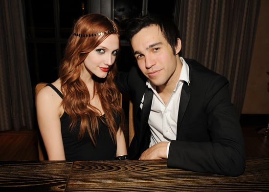 Photos of Ashlee Simpson and Pete Wentz in Las Vegas For His 30th Birthday Party