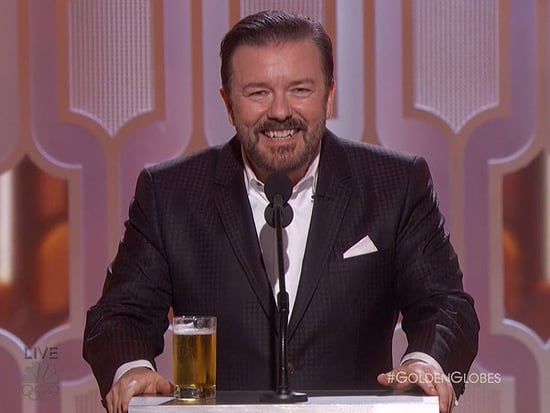 Ricky Gervais: 'Most People Know Me as That Guy Who Insulted Mel Gibson'