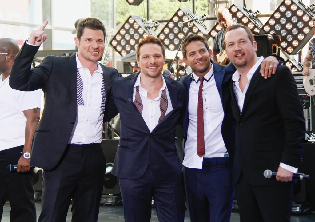 Another Boy-Band Reunion