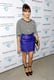 Rashida Jones bared her legs in an electric blue leather mini at the Annenberg Space For Photography's Helmut Newton exhibit opening.