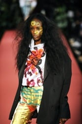 Vivienne Westwood Fall 2008 Collection As Seen in Paris Fashion Week