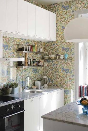 Coveted Crib: Wallpaper Magic