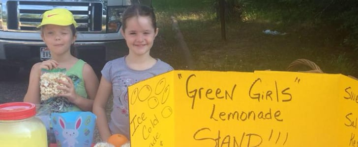Were the Police Right to Shut Down These Girls' Lemonade Stand?
