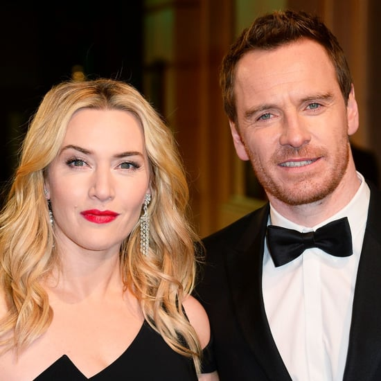Kate Winslet With Michael Fassbender and Idris Elba