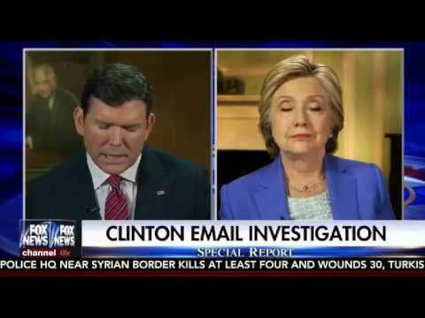 Hillary Clinton Warms To Fox News As General Election Kicks In
