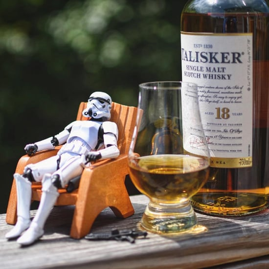 Stormtroopers Drinking Whiskey Instagram Account