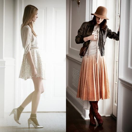 Club Monaco's Fall 2011 Collection
