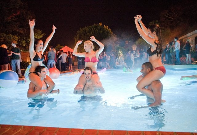 Random Party Girls, Project X