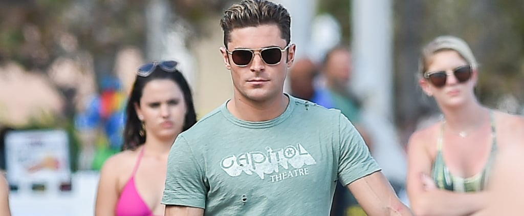 You'll Want to Ride Off Into the Sunset With Zac Efron After Seeing These Photos